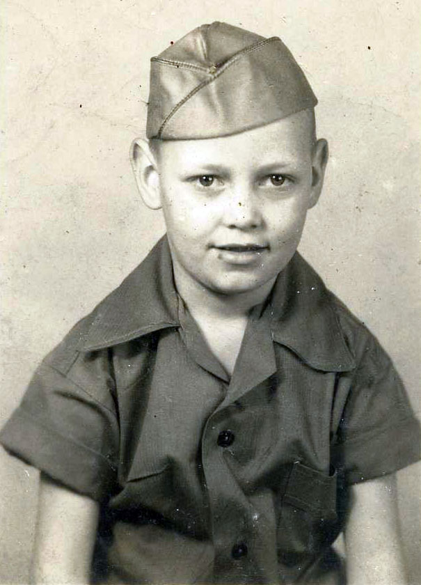 Bob Lovelace 1944
